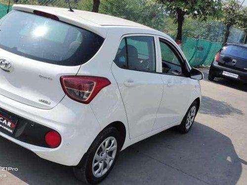 Used Hyundai Grand i10 Sportz 2017 MT for sale in Bhopal