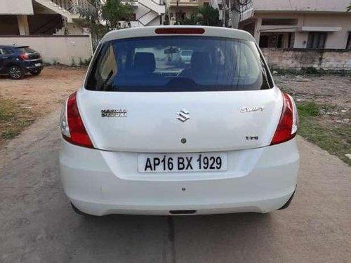 Maruti Suzuki Swift VDi, 2012, MT for sale in Hyderabad