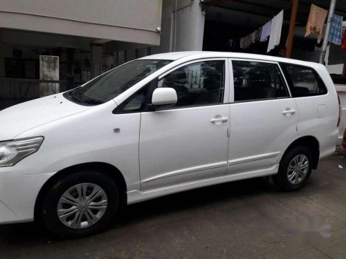 Toyota Innova 2.5 GX BS, 2016, MT for sale in Ahmedabad