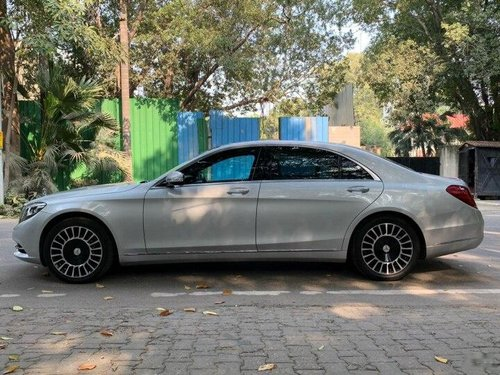 Used 2015 Mercedes Benz S Class AT for sale in New Delhi-3