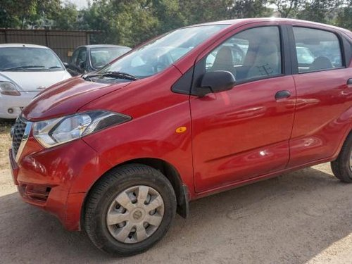 Used 2018 Datsun GO A MT for sale in Hyderabad