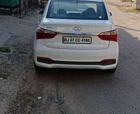Used Hyundai Xcent 2018 MT for sale in Jaipur