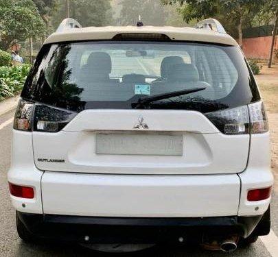 Used Mitsubishi Outlander 2.4 2011 AT for sale in New Delhi