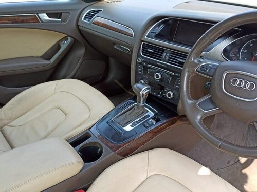 Used Audi A4 2013 AT for sale in Mumbai