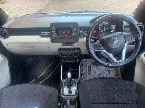 Used 2017 Maruti Suzuki Ignis AT for sale in Madgaon
