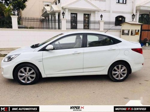 Used 2013 Hyundai Verna MT for sale in Bhopal