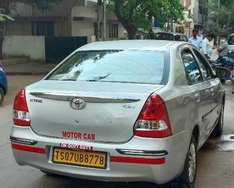 Used Toyota Etios GD 2016 MT for sale in Hyderabad