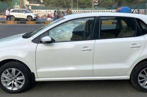 Volkswagen Polo 1.5 TDI Highline 2016 MT for sale in Ahmedabad