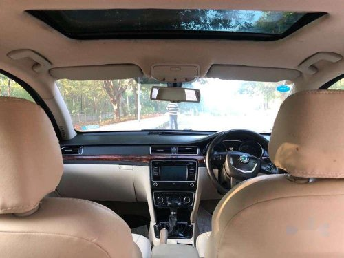 2012 Skoda Superb 1.8 TSI MT for sale in Hyderabad