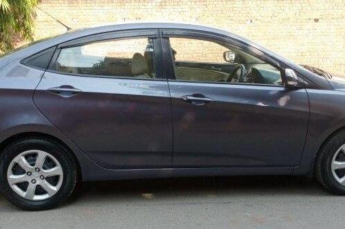 Used 2014 Hyundai Verna MT for sale in New Delhi