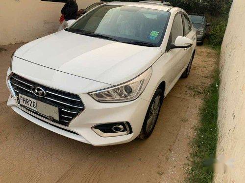 2019 Hyundai Verna AT for sale in Gurgaon