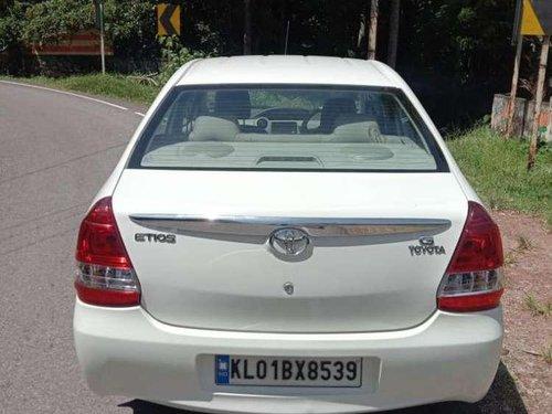 Used 2016 Toyota Etios G MT for sale in Thiruvananthapuram