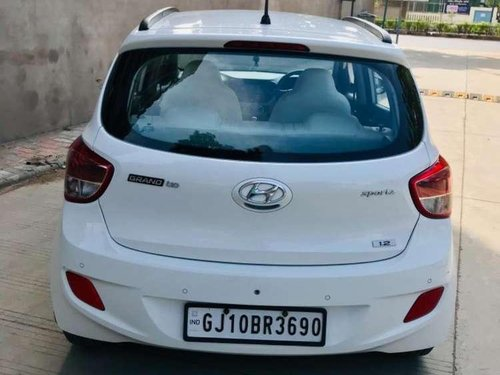 Used Hyundai Grand i10 Sportz 2014 MT for sale in Ahmedabad