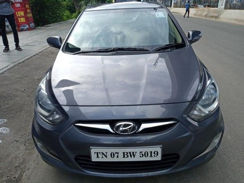 Used 2014 Hyundai Verna MT for sale in Chennai