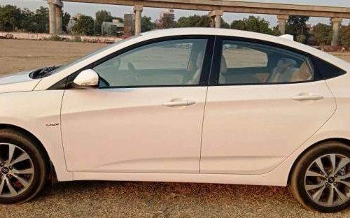 2014 Hyundai Verna SX CRDi AT for sale in Ahmedabad