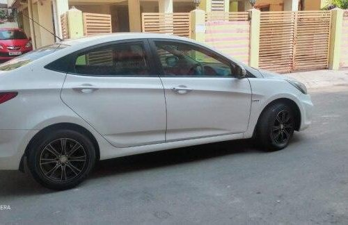 Used 2015 Hyundai Verna MT for sale in Kolkata
