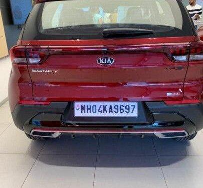 Used 2020 Kia Sonet AT for sale in Mumbai