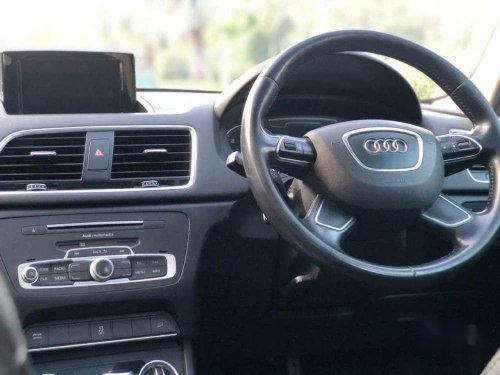 Used Audi Q3 2015 AT for sale in Hyderabad