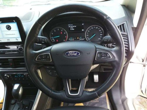 Used Ford EcoSport 2019 AT for sale in Chennai