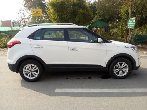 Used 2016 Hyundai Creta AT for sale in Ghaziabad