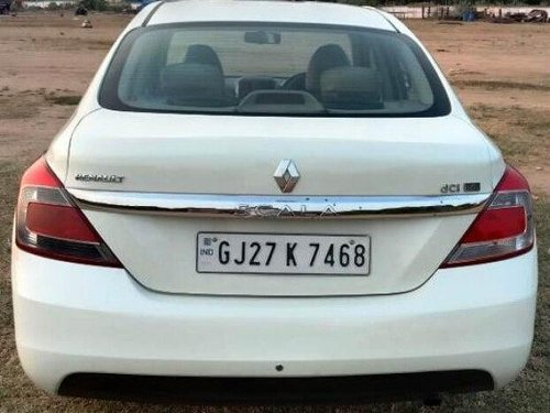 Renault Scala Diesel RxL 2013 MT for sale in Ahmedabad
