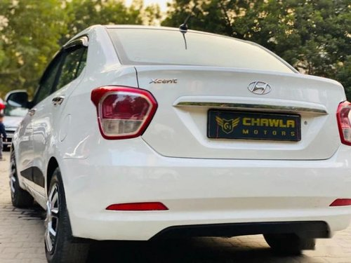 Hyundai Xcent 1.2 Kappa S CNG 2016 MT for sale in New Delhi