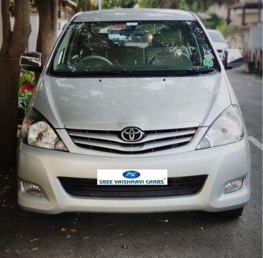 Used Toyota Innova 2012 MT for sale in Coimbatore
