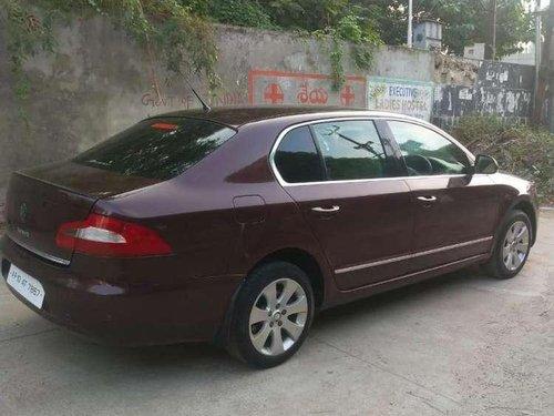Used 2009 Skoda Superb MT for sale in Hyderabad