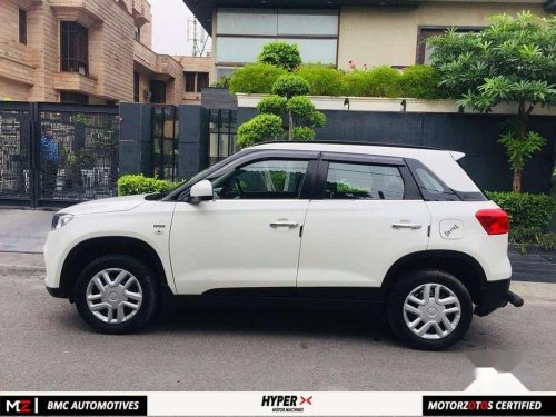 Used 2018 Maruti Suzuki Vitara Brezza MT for sale in Bhopal