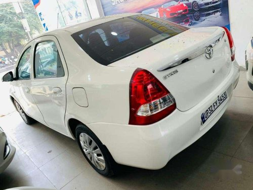 Used Toyota Etios 2014 MT for sale in Sitapur