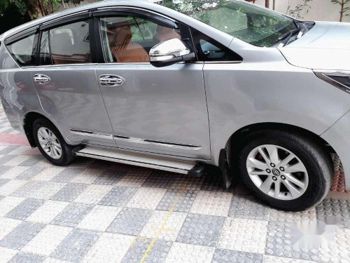 Used 2017 Toyota Innova Crysta MT for sale in Hyderabad