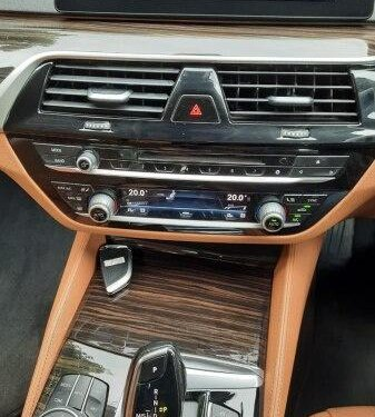 BMW 5 Series 520d Luxury Line 2017 AT for sale in New Delhi