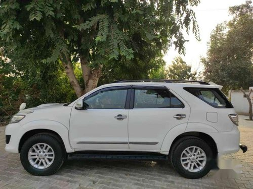 Used Toyota Fortuner 2014 MT for sale in Agra