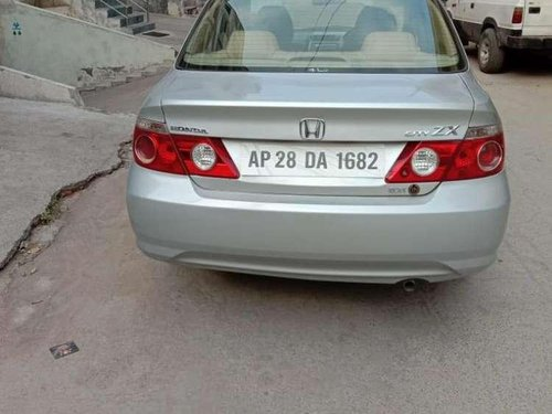 Used Honda City ZX CVT 2008 MT for sale in Hyderabad