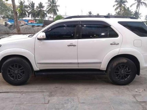 Used Toyota Fortuner 2016 MT for sale in Chennai