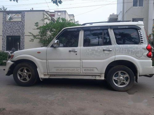 Used Mahindra Scorpio VLX 2010 AT for sale in Chennai