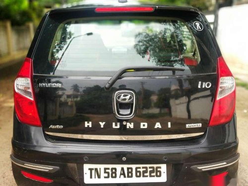 Hyundai I10 Sportz 1.2, 2012, AT for sale in Chennai