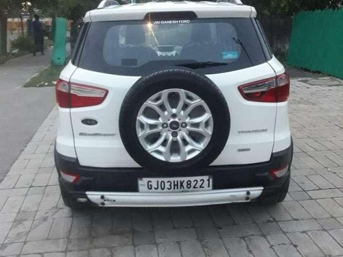 Used Ford Ecosport 2015 MT for sale in Rajkot
