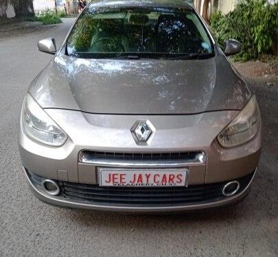 Used Renault Fluence 2013 MT for sale in Chennai