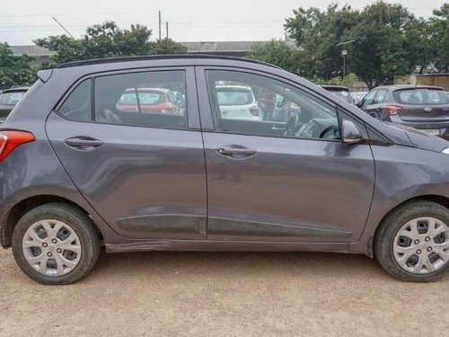 Hyundai Grand i10 Sportz 2016 MT for sale in Hyderabad