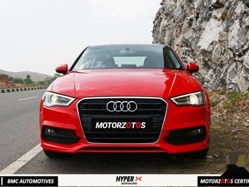 Used Audi A3 2018 AT for sale in Bhopal