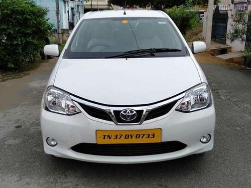 Used Toyota Etios GD 2018 MT for sale in Coimbatore