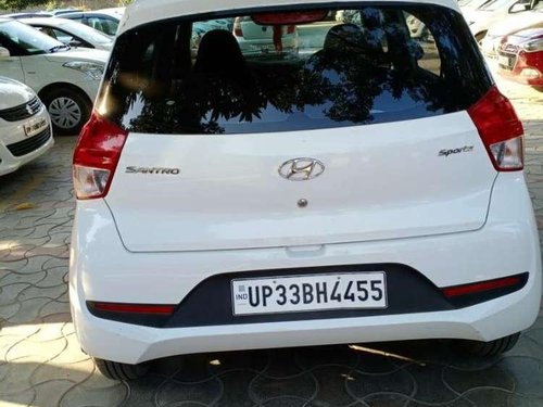 Used Hyundai Santro 2019 MT for sale in Lucknow