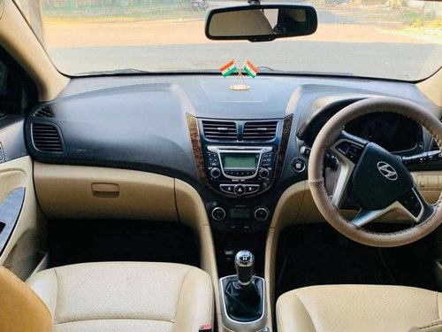 Used Hyundai Verna 2012 MT for sale in Nagpur