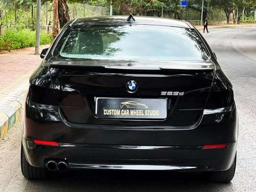Used BMW 5 Series 2011 AT for sale in Hyderabad