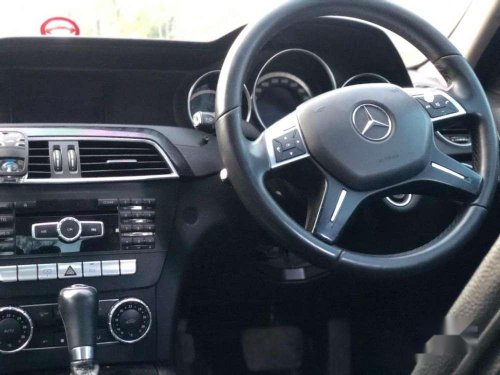 Used Mercedes Benz C-Class 2012 AT for sale in Hyderabad