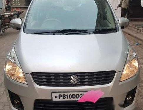 Used Maruti Suzuki Ertiga VDi, 2012 MT for sale in Ludhiana