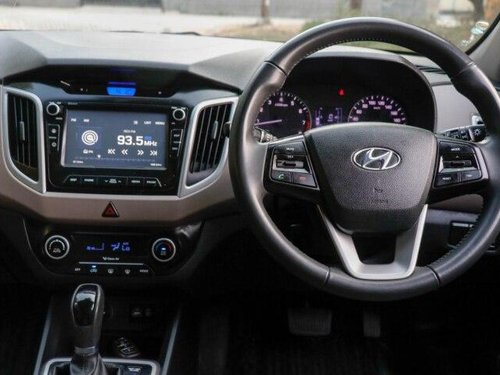 Used Hyundai Creta 2018 AT for sale in New Delhi