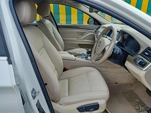 Used 2014 BMW 5 Series AT for sale in Bangalore