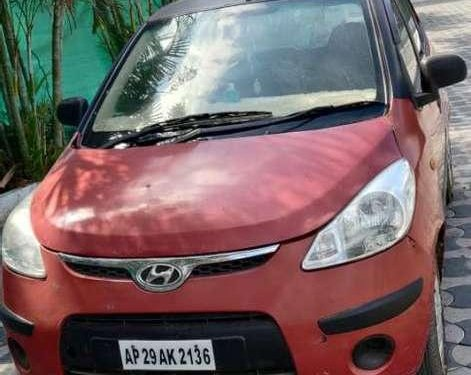 Used Hyundai i10 2014 MT for sale in Hyderabad